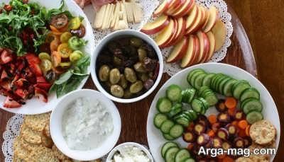 فواید شایع رژیم غذایی برای کاهش وزن