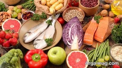 مزیت های استفاده از رژیم غذایی