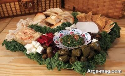 انواع مختلف رژیم غذایی لوکرب