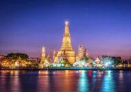 معبد وات آرون و معماری شگفت انگیز آن