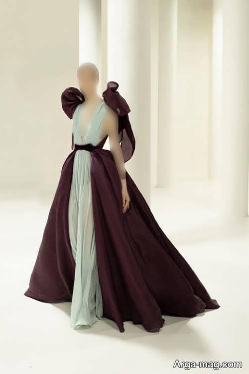 مدل لباس مجلسی خاص و زیبا