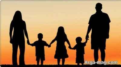 تاثیر گذشته در خانواده